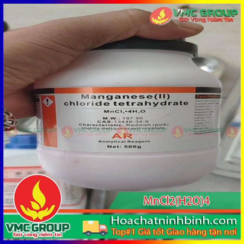 MnCl2(H2O)4