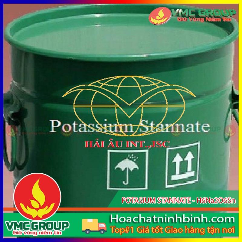 POTASIUM STANNATE - H6Na2O6Sn